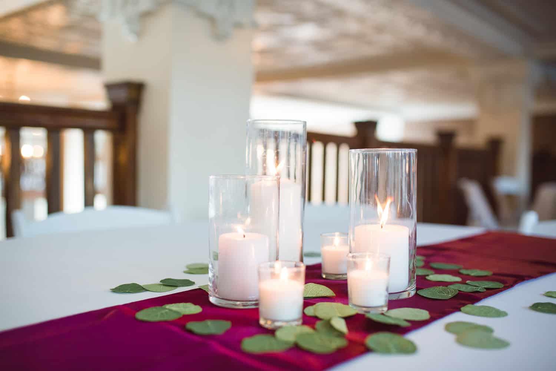 Historic Flander Hall wedding