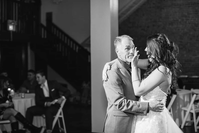 Flander Hall wedding