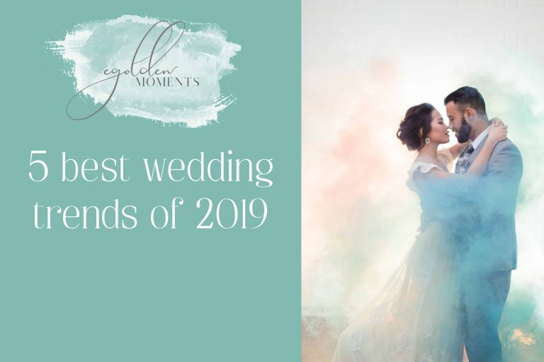 best wedding trends of 2019