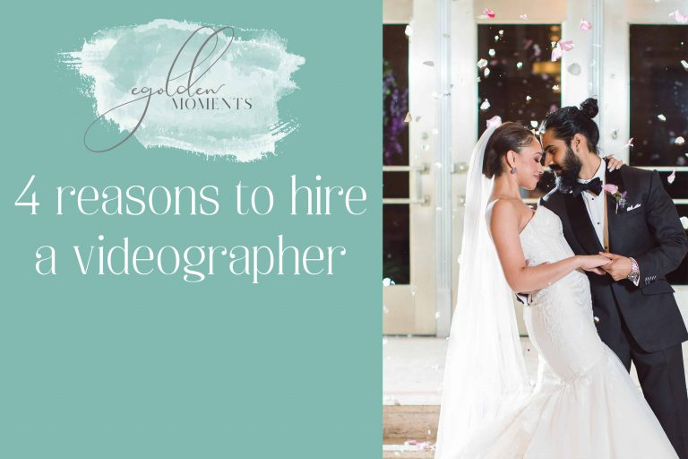 reasons to hire a videographer