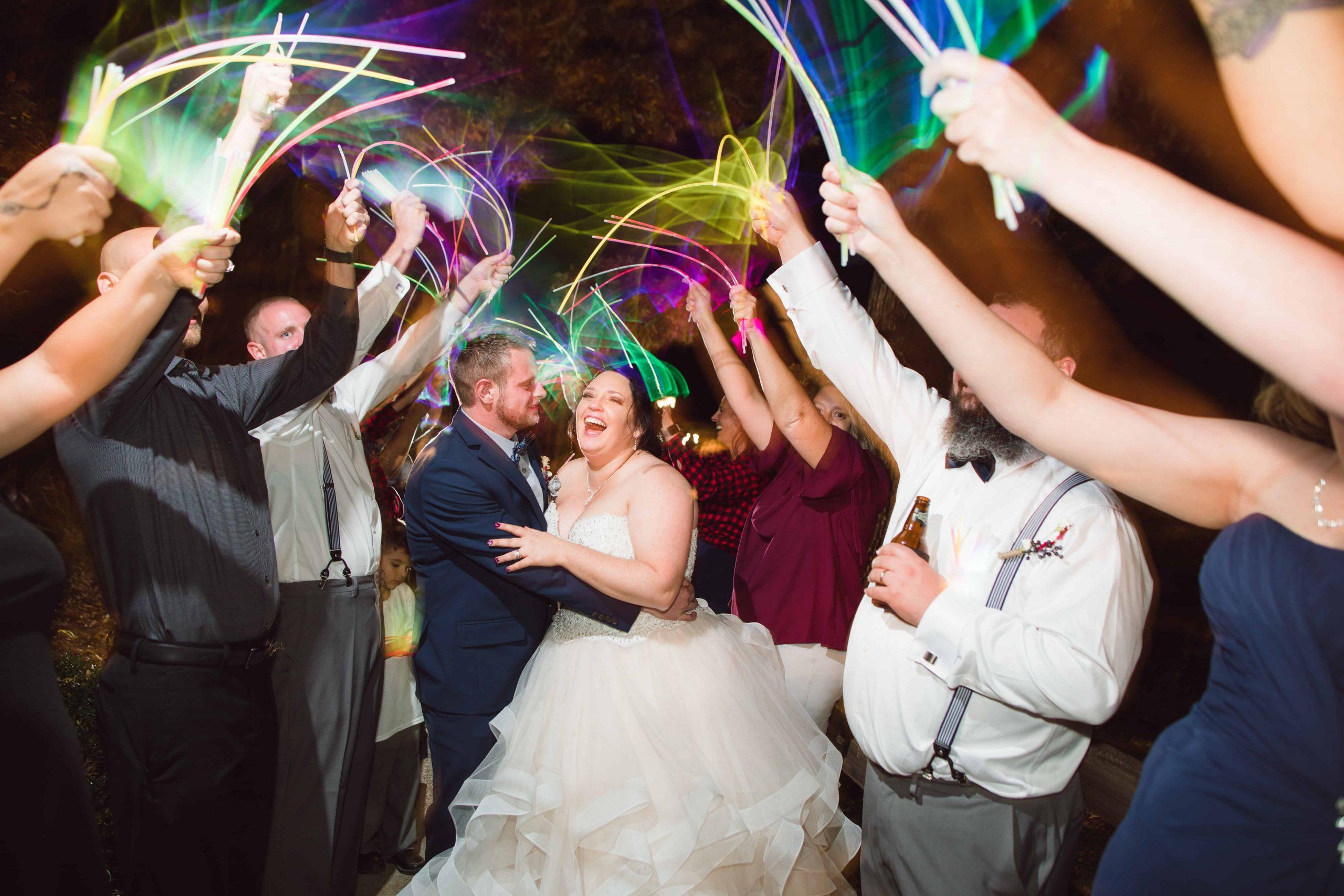 Best wedding exits
