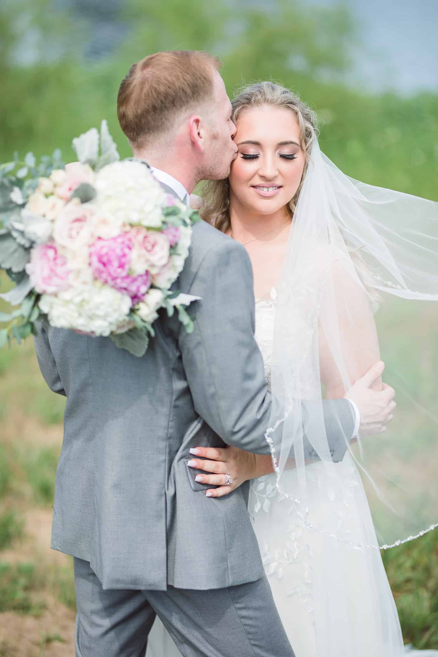Mildale Farm Wedding | Christi + Evan - eGolden Moments