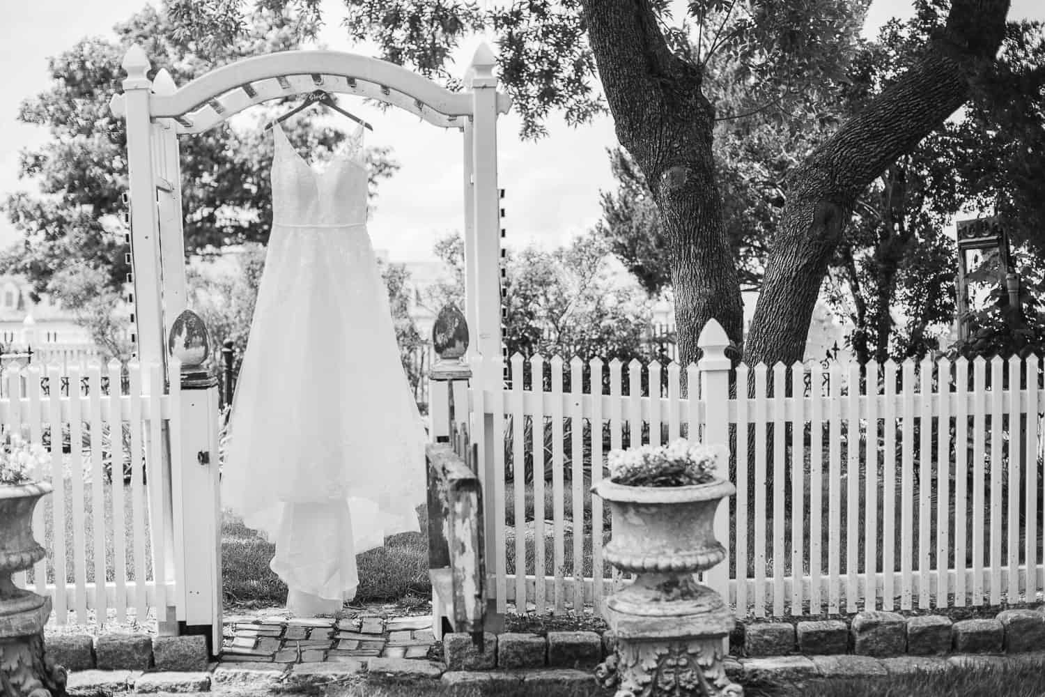 Wedding gown by true society of belle vogue in Kansas City