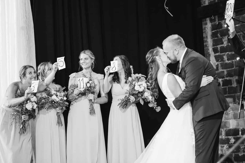 Vox theatre wedding ceremony