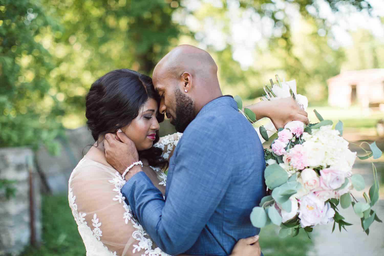 Backwoods Venue 222 wedding gower missouri