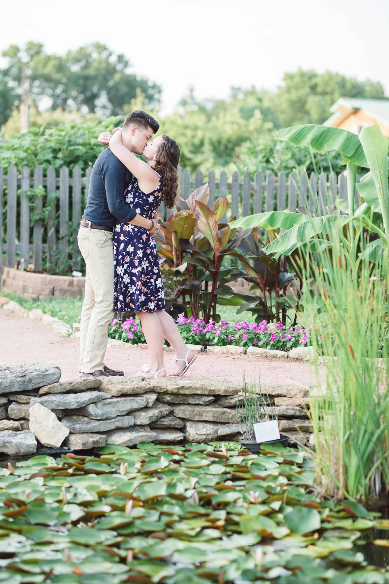 Beanstalk Children's Garden Engagement