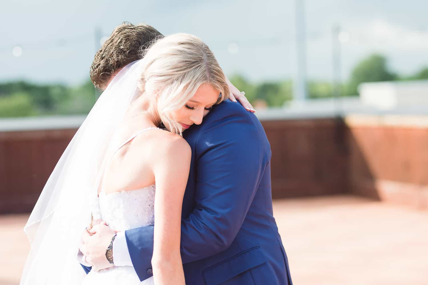 Micro wedding at the Stanley Event Space in Lee's Summit