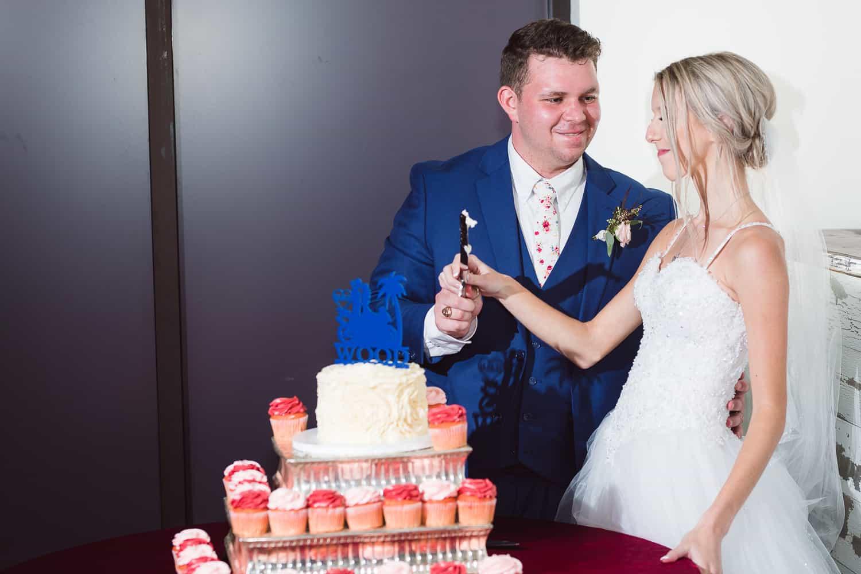 The Kingston Room Stanley wedding reception
