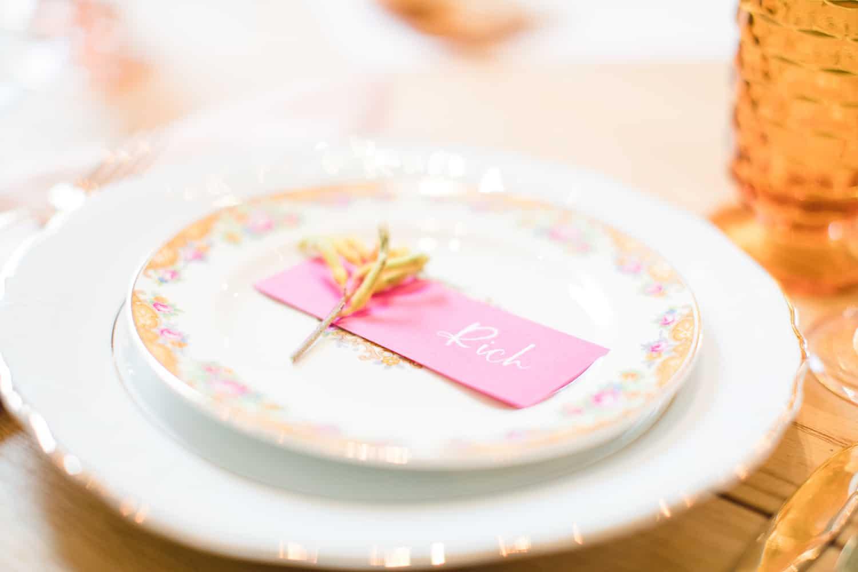 Wonder and Whimsy Events Kansas City wedding