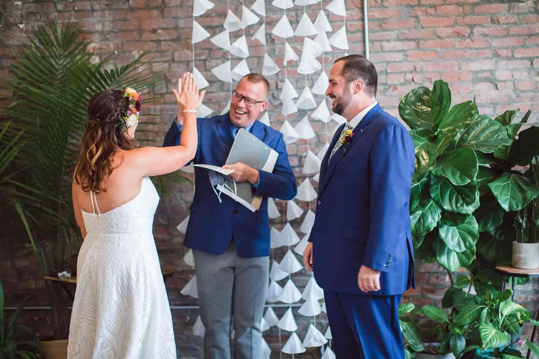 The Wild Way Kansas City wedding