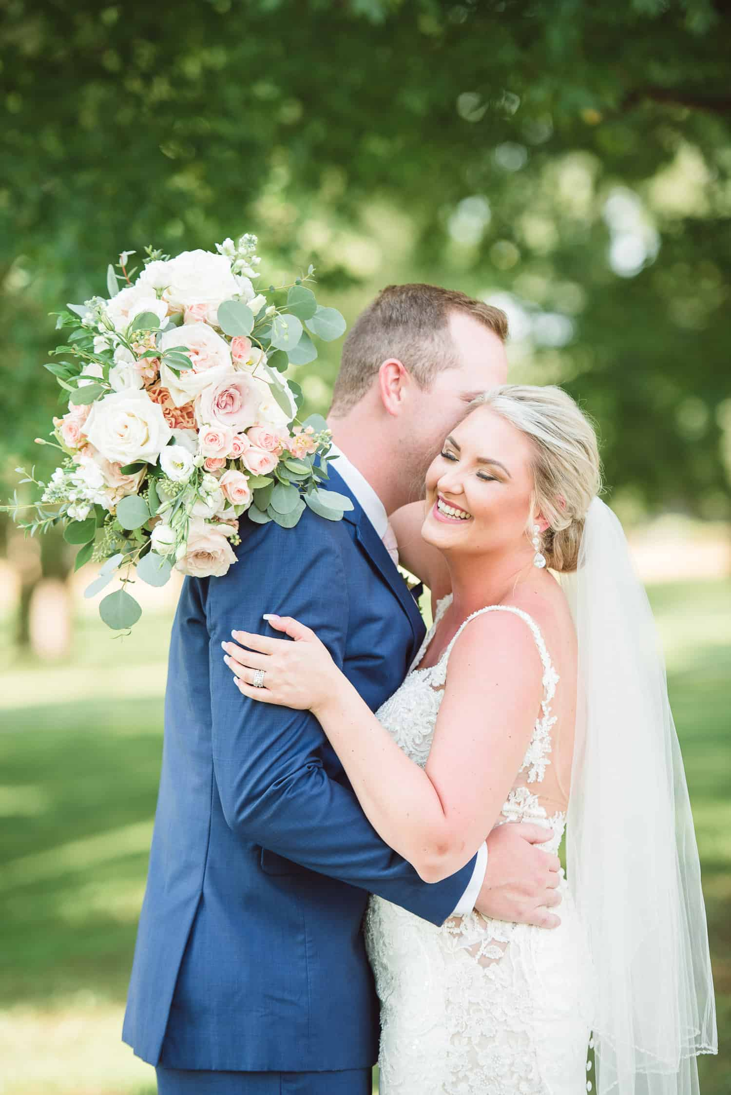 Heart and soul floral design wedding flowers