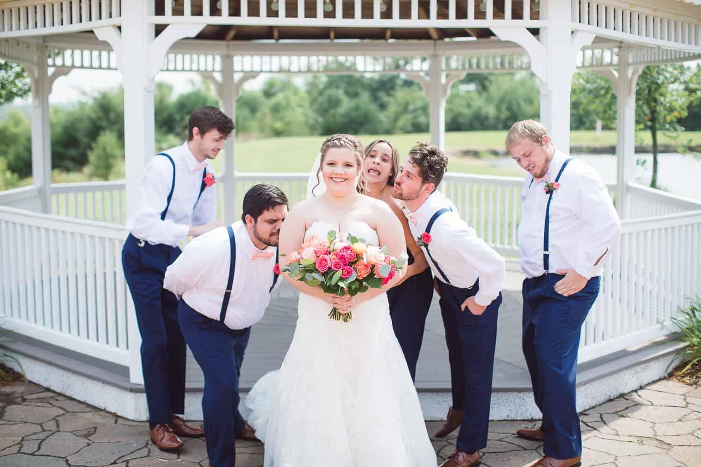 Fire Stables wedding in Lenexa Kansas