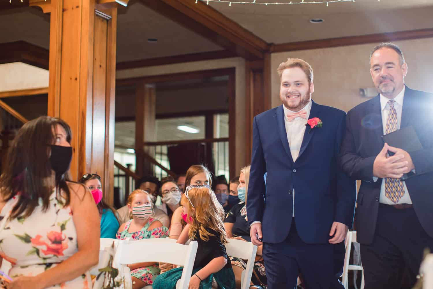 Fire Stables Equestrian wedding