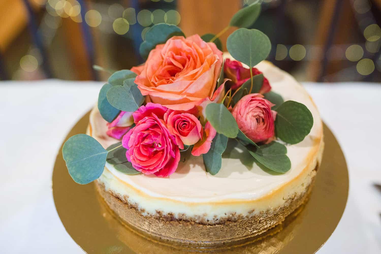 Brancatos Wedding cake