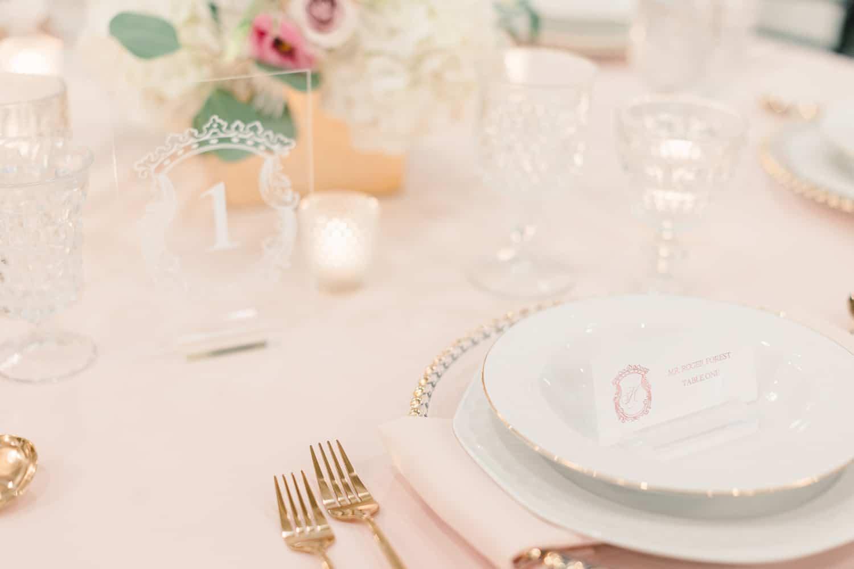 Gatsby on Oak wedding inspiration