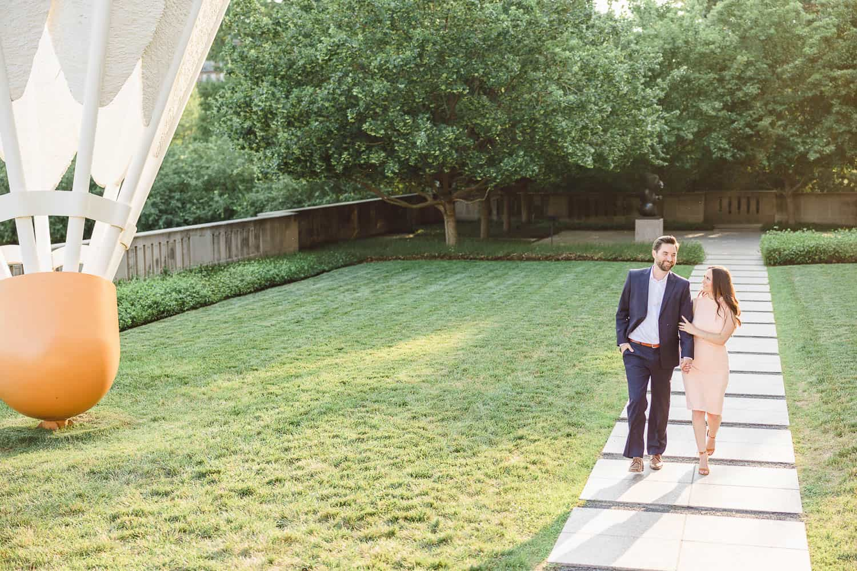 Kansas City engagement pictures