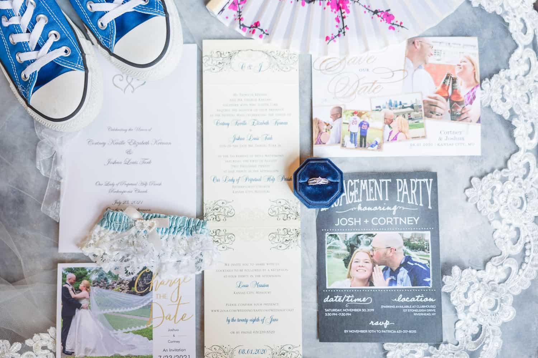 Loose Mansion wedding details