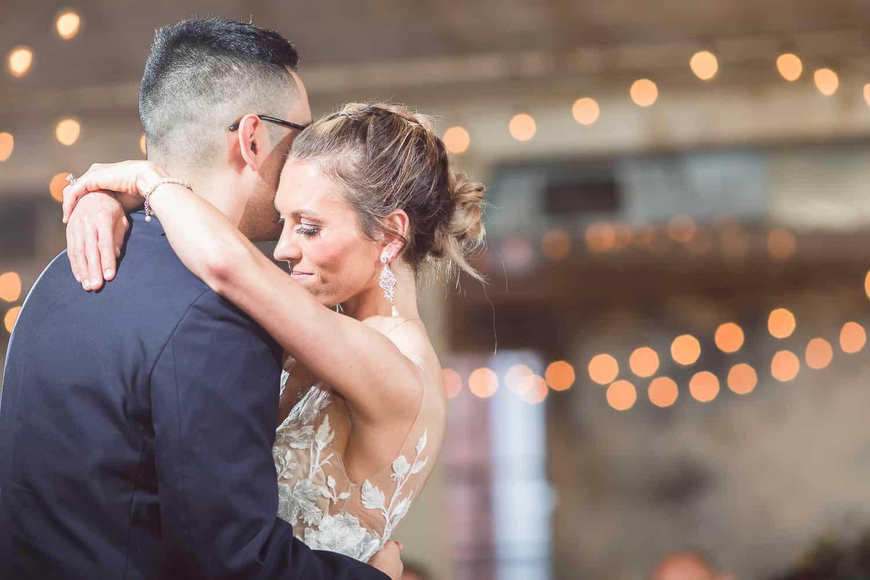 The Bauer Kansas City wedding reception